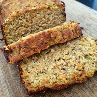 Sweet Cinnamon & Carrot Loaf