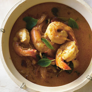 Red Prawn Curry.