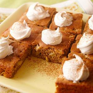 Apple-Spice Cake