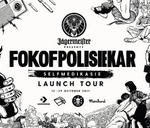 Jägermeister presents Fokofpolisiekar - Album Launch (Jhb) : The Good Luck Bar