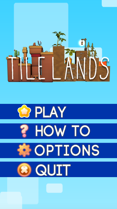 Tilelands- screenshot