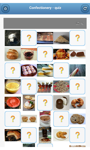 Confectionery - quiz
