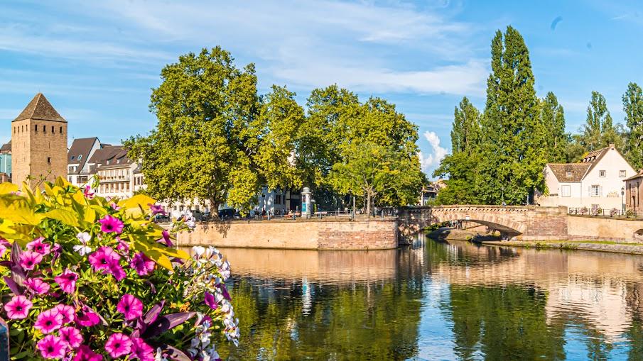 Бодрым галопом по Эльзасу и не только (Франкфурт, Страсбург, Кольмар, Базель). Август 2019