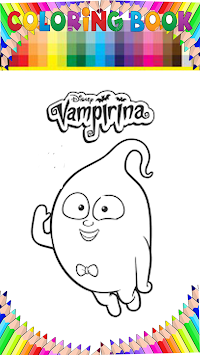 Download Malvorlagen Vampirina Ballerina Für Fans Apk Latest Version