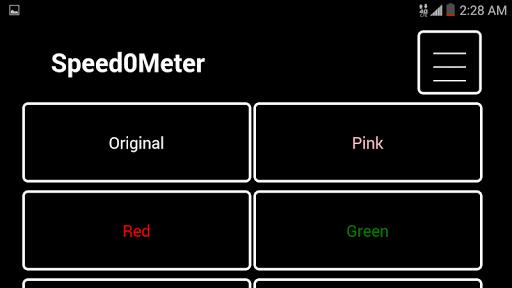Speed0Meter screenshot 6