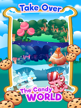 Candy Minion - Feed The Sweet Minion Boss, Fast! screenshot thumbnail