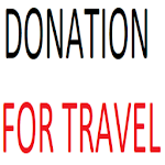 Donation For Travel - I am dont rich Icon