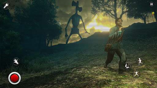 Siren Head Scary Horror Forest Story android2mod screenshots 4