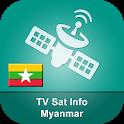 TV Sat Info Myanmar icon