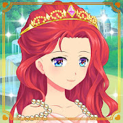 لعبة تلبيس الأميرة الانمي