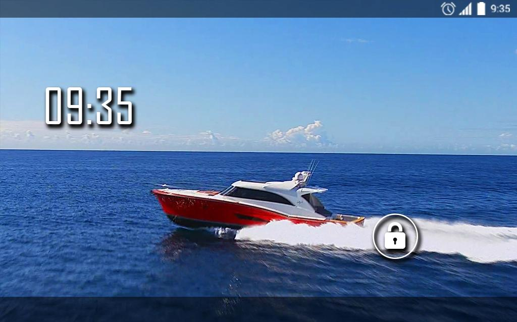 Speed Boat Live Wallpaper Android Apps on Google Play