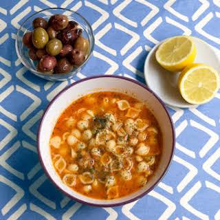 Pasta Soup Shells Recipes.