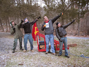 Photo: Seniors Troop 129 (3rd Place Overall)