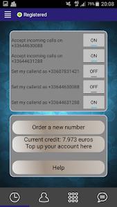 Swumber: Multiple phone number screenshot 1