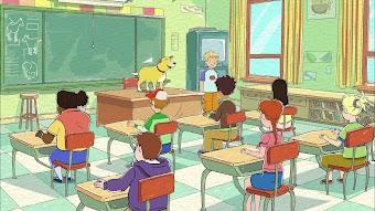 Martha Goes to School/TD and the Light Bulb of Doom