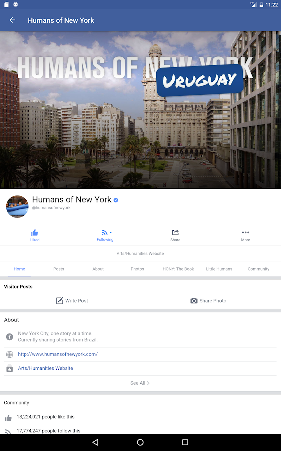 Swift for Facebook Lite- screenshot