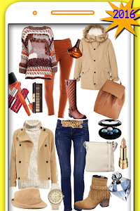 Women's Winter Clothing Fashio screenshot 0