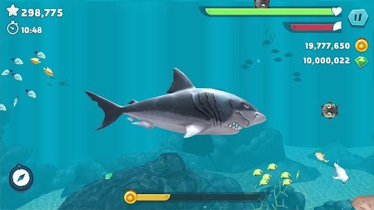 Hungry Shark Evolution Mod Apk 8.8.6 b348 (Unlimited Currency/Gems) 8