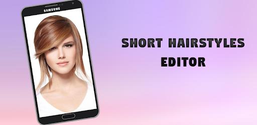 Como me veria con cabello corto app