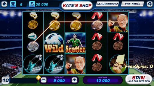Football Slots - best soccer slot machines 1.22 screenshots 3