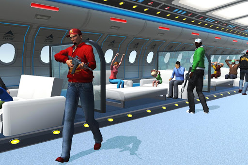 Plane Hijack Game :  Rescue Mission modavailable screenshots 3