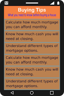 Home Buying Checklist - First Time Home Buyer- screenshot thumbnail