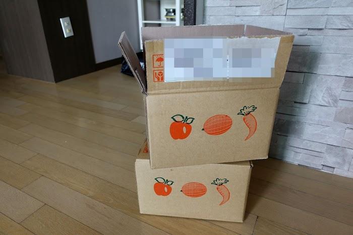 오렌지 박스