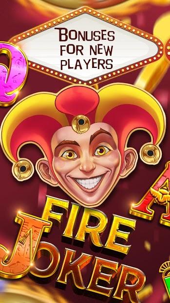 Joker Fire Pop