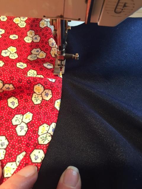 Ginger Jean Sew Along: Week 2 Construction