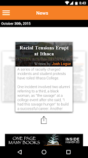 Inside Higher Ed- screenshot thumbnail