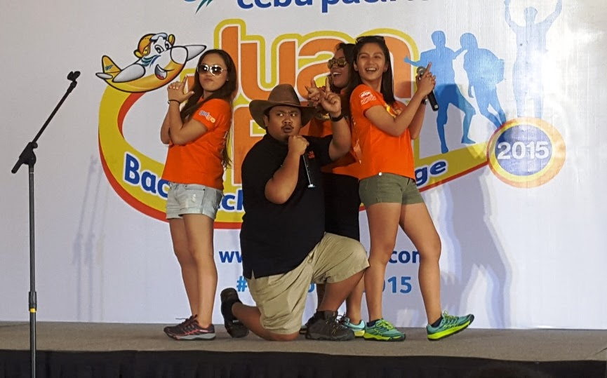 TEAM ISKAPADE WITH COACH BOGART THE EXPLORER.