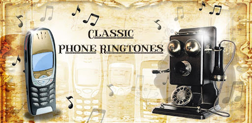 Classic Phone Ringtones Old Telephone Ring – Apps on