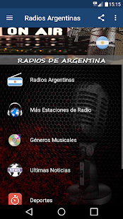 Argentina Radio Stations AM FM 2
