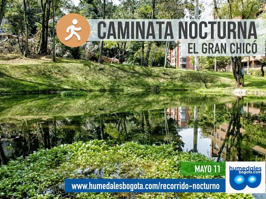 Caminata nocturna, Gran Chicó