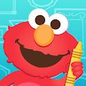Sesame Street Art Maker icon