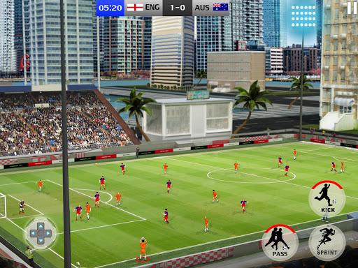 Soccer League Evolution 2019: Play Live Score Game 2.7 screenshots 8