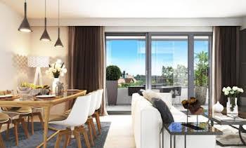 Appartement 4 pièces 81,27 m2