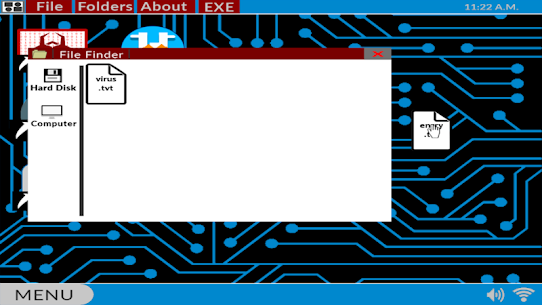 Hacker.exe – Mobile Hacking Simulator (MOD, Paid) v1.5.5 2