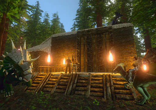 ARK: Survival Evolved 1.0.93 screenshots 8