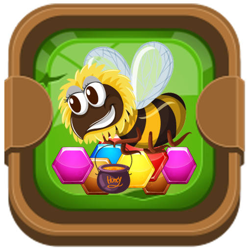 Puzzle Block : Honey Bee