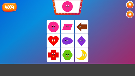 Find the Shapes Puzzle for Kids screenshots 2
