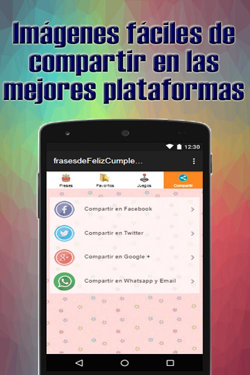 Frases De Feliz Cumpleaños Para Mi Amor Android Aplikacje