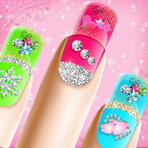 Custom Nail Art & Designs (app)