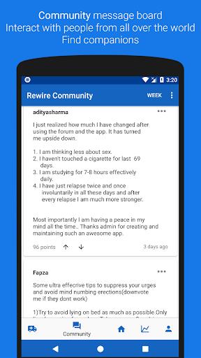 Rewire Companion: Overcome Porn Addiction for Android apk 4