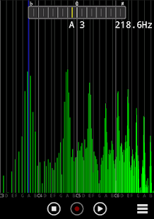 Audio Spectrum Monitor (No Ad) Screenshot