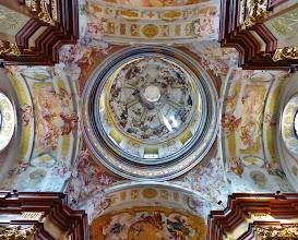 Photo: Kloster Melk: Siftskirche St. Petrus und Paulus: Vierungskuppel und Laterne