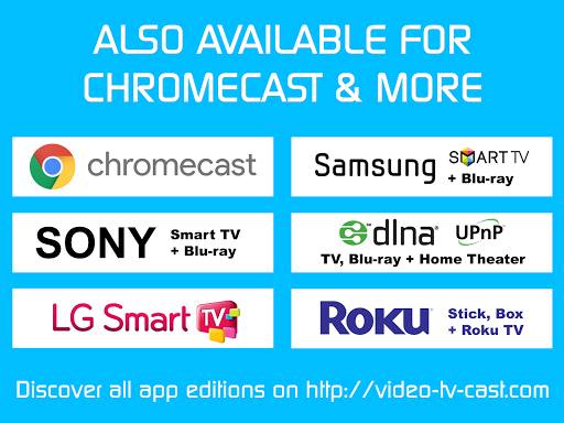 Video & TV Cast | Fire TV - Web Video Cast Browser 2.15 screenshots 12