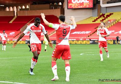 Ligue 1 : Monaco garde le cap contre Dijon