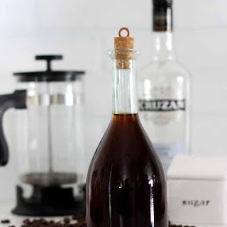 Easy Homemade Kahlua