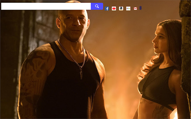 xXx Return of Xander Cage Wallpaper HD.